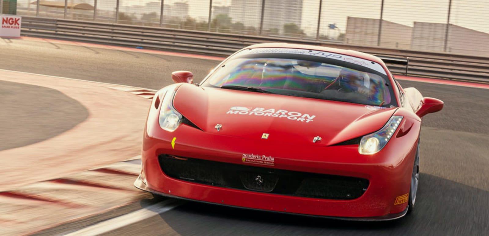 Ferrari Gt Driving Experience In Dubai Flat 13 Off