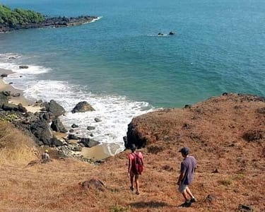 Ocean Trek to Neuti Beach, Goa - Flat 13% Off
