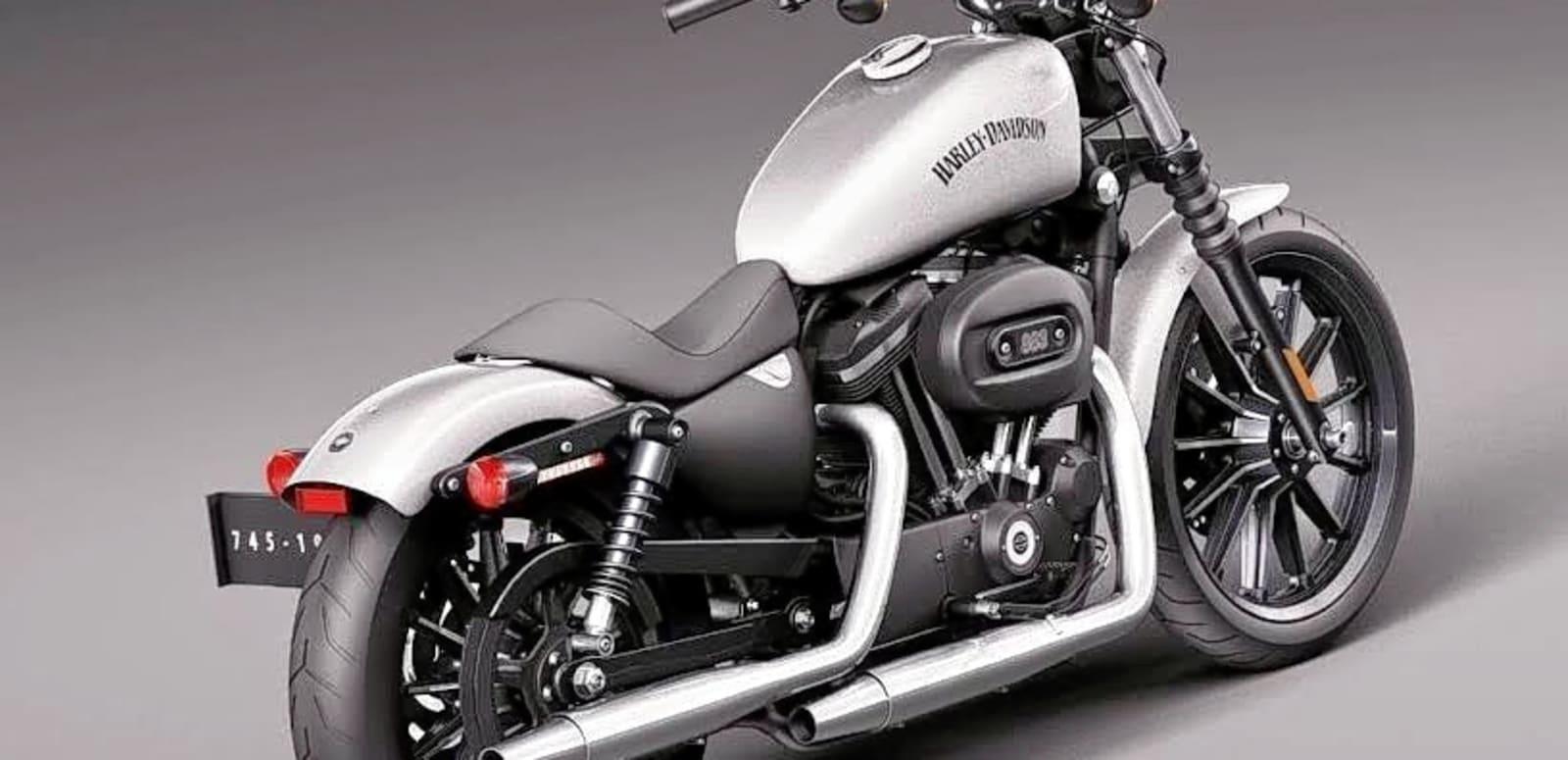 Harley Davidson Iron 833 >> Rent A Harley Davidson Iron 883 In Mumbai Thrillophilia