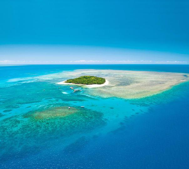 Green Island Tour in Australia