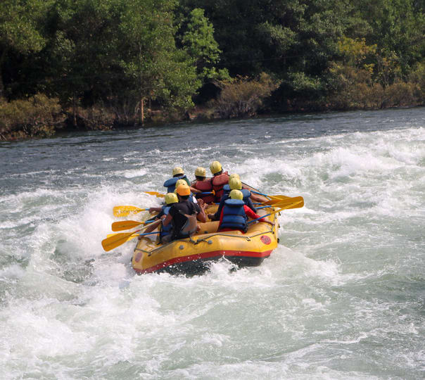 Sita River Rafting Experience, Agumbe