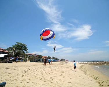 Parasailing in Bali - Flat 20% off