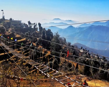 Delhi to Kanatal Adventurous Trip Flat 15% off