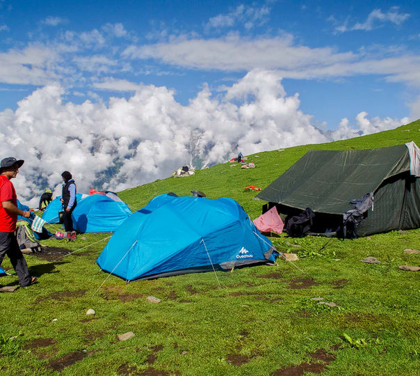 Bhrigu Lake and Beas Kund Trek, Himachal Pradesh