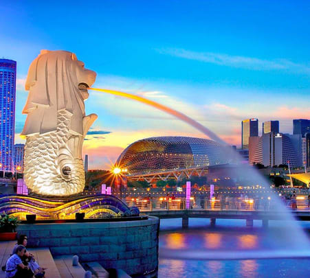 6 Days Singapore Tour with Batu Caves & Genting Highlands