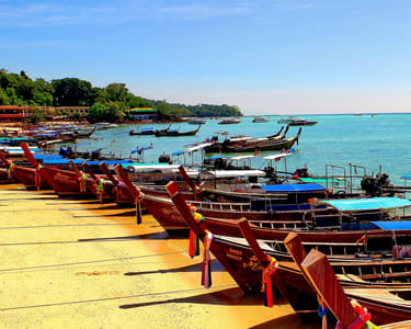 Squad Travel Package to Pattaya, Thailand