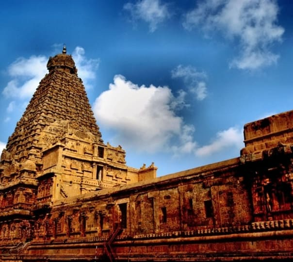 Guided Ancient Temple Tour, Thanjavur