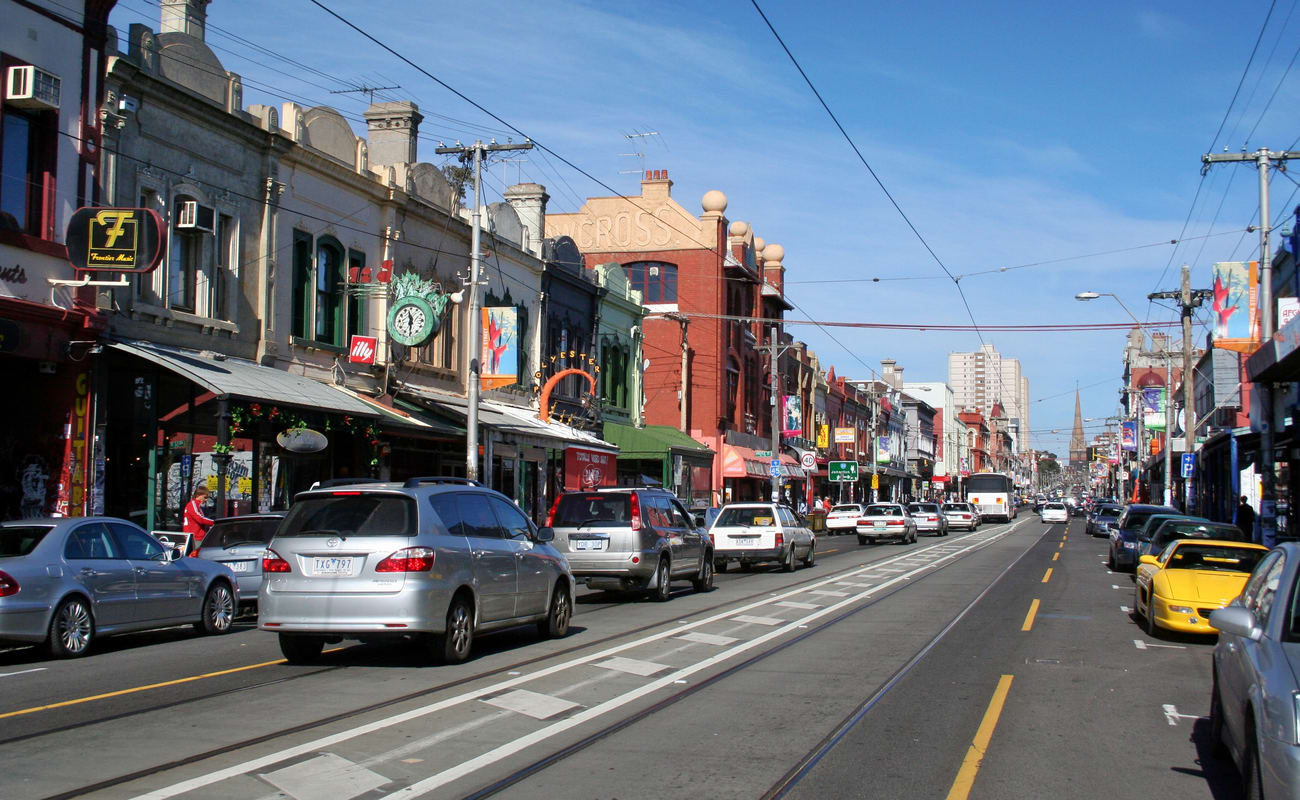 Melbourne City Tour Itinerary