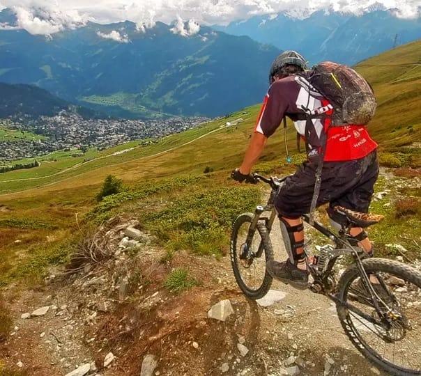 Mountian Cycling Tour in Kullu Valley