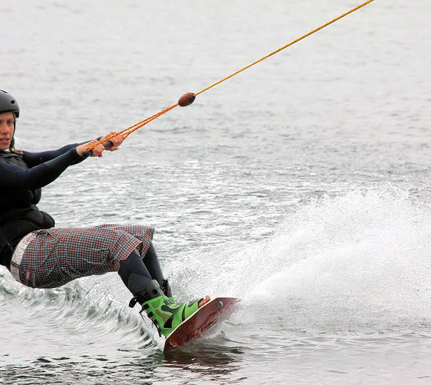 Wakeboarding For Beginners in Goa