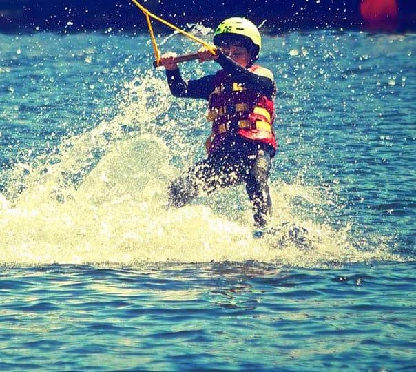 Experience Water Ski in Nusa Dua in Bali