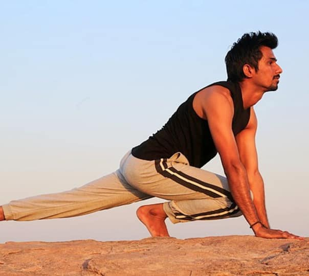 Yoga Trekking at Jodhpur