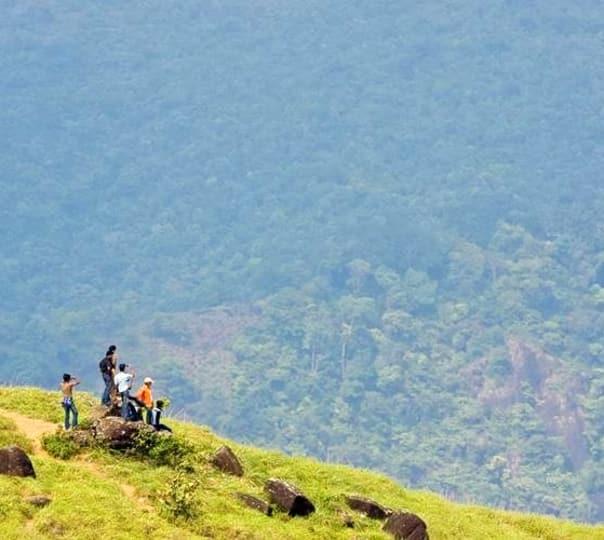 Challenging Trek To Chokramudi In Munnar