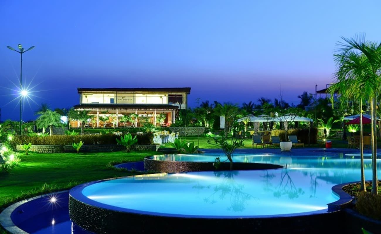 Stay Experience At Palm Exotica Resort Hyderabad