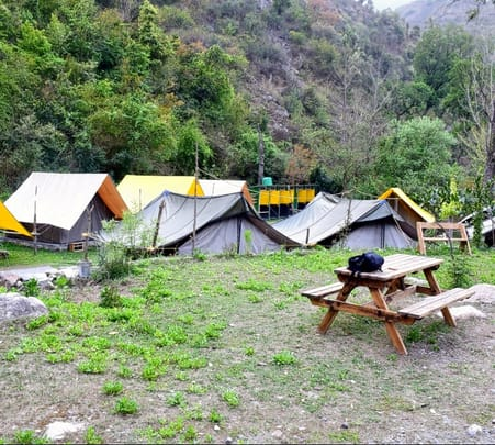 Riverside Camp Nainital