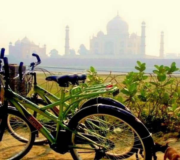 Half Day Bike Tour, Agra
