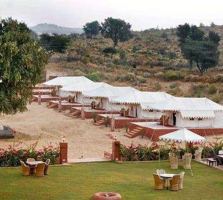 Jodhpur Camping For an Experiential Trip