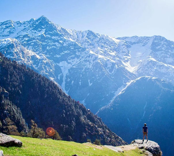 Triund Trek: the Paradise Trail
