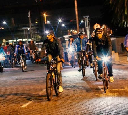 Colombo Night Cycling Tour