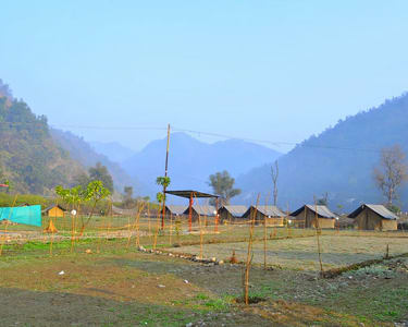 The Rishikesh Jungle Adventure Camping and Rafting