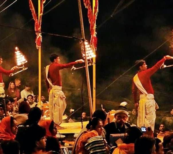 Ganga Aarti – Boat Ride Varanasi