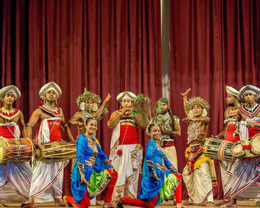 Kandy Cultural Show Ticket - Flat 22% off