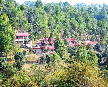 Cottages in Ranikhet | Book Online @ Save 20%