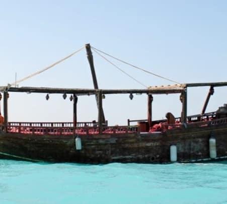 Ali Baba Dhow Cruise Dubai