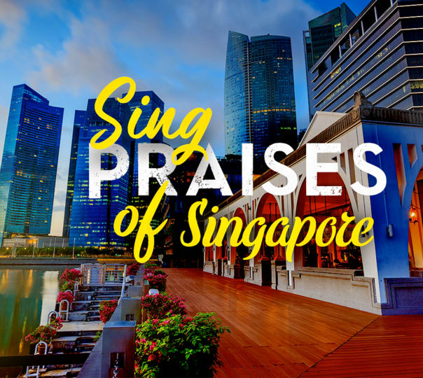 Luxury Tour Package For Singapore