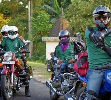 Motorcycling Trip to Kolad, Mumbai