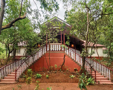 Stay in Heritage Villa in Matheran