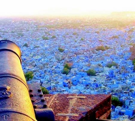 Full Day Sight Seeing at Jodhpur