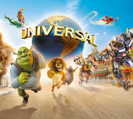 Universal Studios Ticket - Flat 28% off