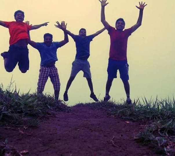 Tadiyandamol Hike In Coorg