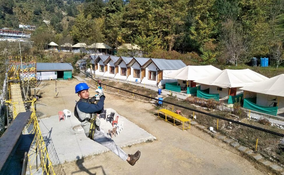 Jungle Camping In Manali With Fun And Adventure Activities