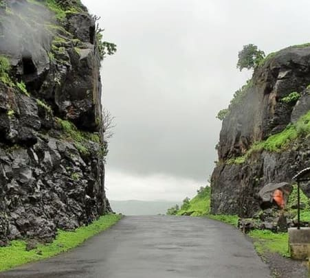 Malshej Ghat Bike Ride