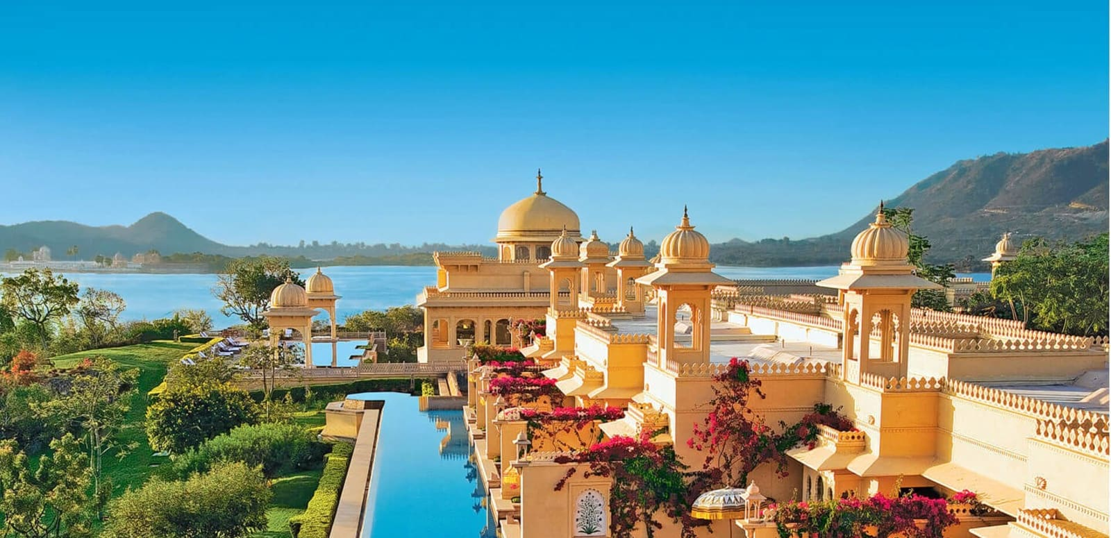 Top 25 Luxury Resorts in India   5 Star Resorts in India