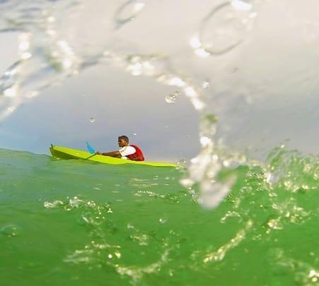 Stand Up Paddle Boarding & Sea Kayaking In Rameshwaram