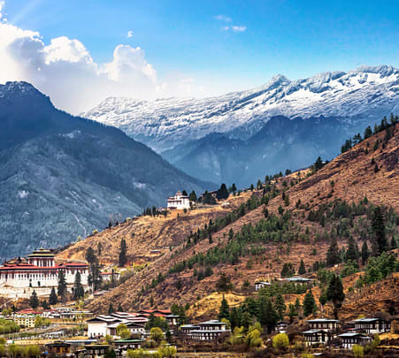 5 Days 4 Nights Bhutan Family Package, Flat 18% off