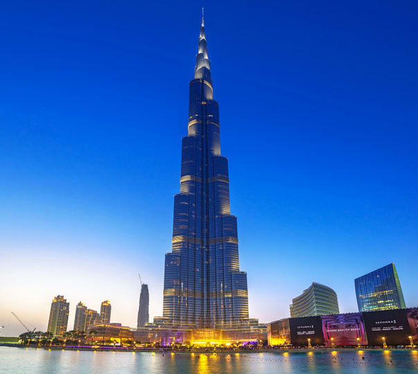 Dubai Tour Package from Ahmedabad
