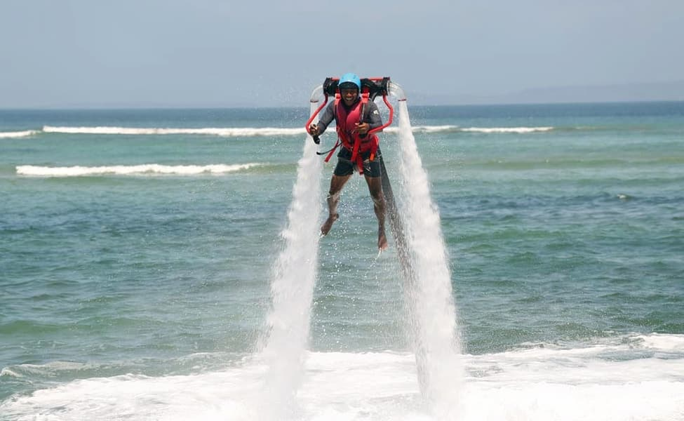 Experience Jet Pack In South Kuta Bali Thrillophilia