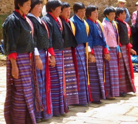 8 Days Cultural Trip at Paro in Bhutan