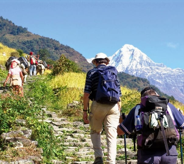 22 Days Trek to Ramdung Peak in Nepal