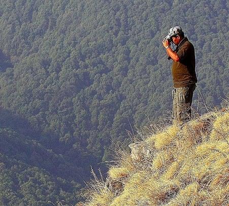 Mountain Quail Birding Lodge, Pangot