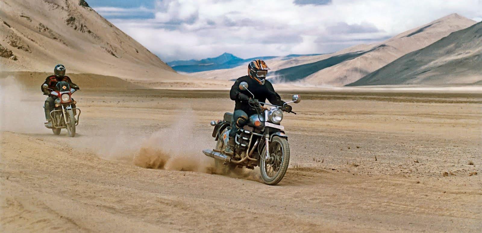 Image result for manali to leh bike trip