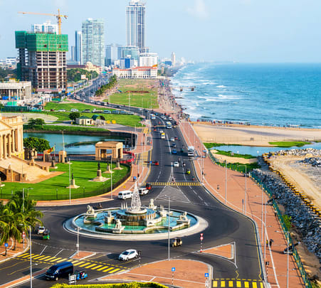 Colombo City Tour For Half Day - Flat 33% off