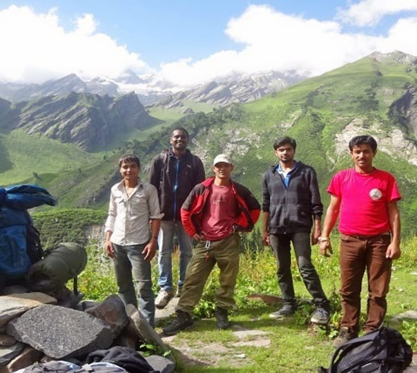 Beas Kund Trek with Bhrigu Lake 2017, Himachal Pradesh