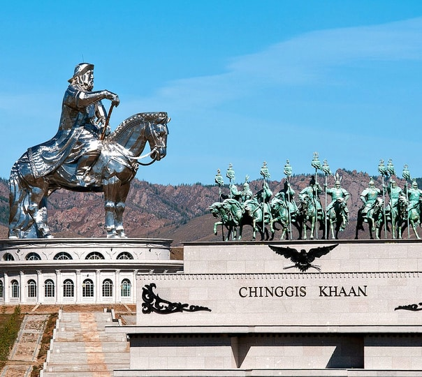 Tour to Chinggis Khaan Birthplace in Monogolia