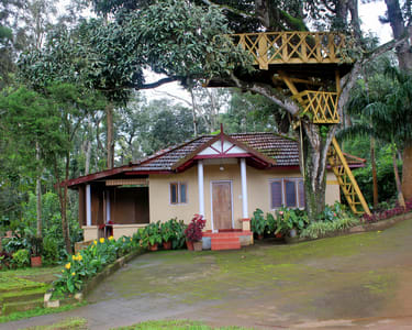 Cottage Amidst Coffee Plantation in Coorg Flat 20% off