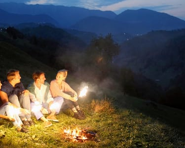 New Year and Christmas Camping Special Nandi Hills, Bangalore